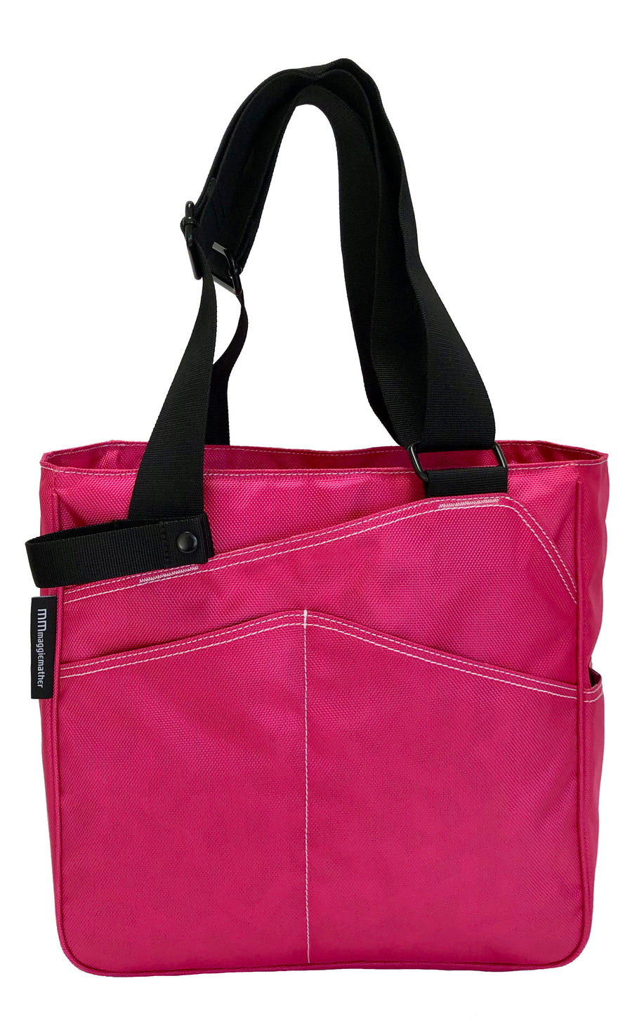 Mini T-Tote in Fuchsia