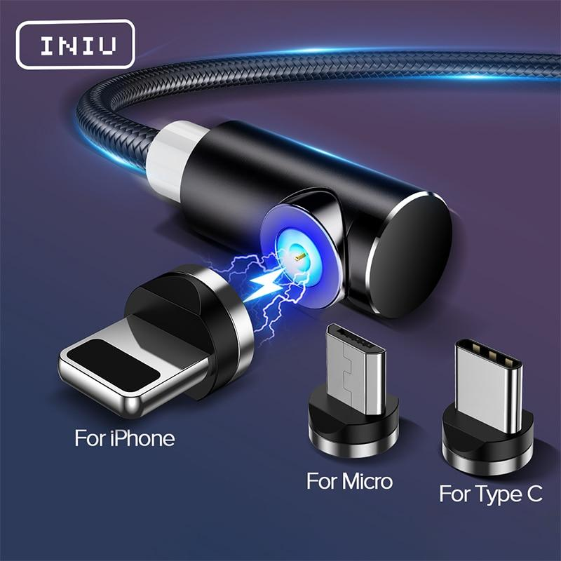 INIU 2m Magnetic Cable - Minus One Store