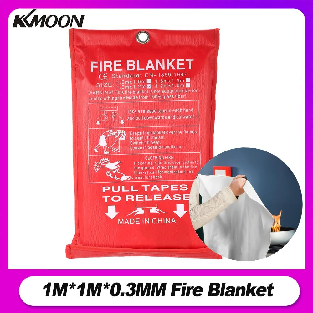 1M x 1M Sealed Fire Blanket - Minus One Store