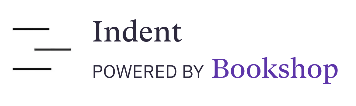 Indent powered by Bookshop