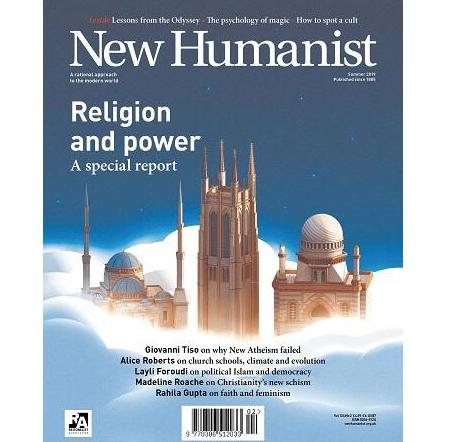 New Humanist Vol. 134 No.2