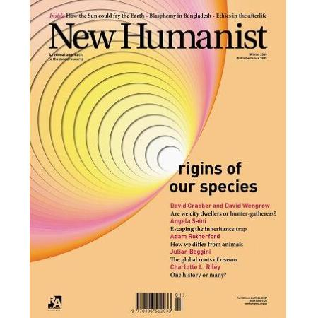 New Humanist Vol. 133 No. 4
