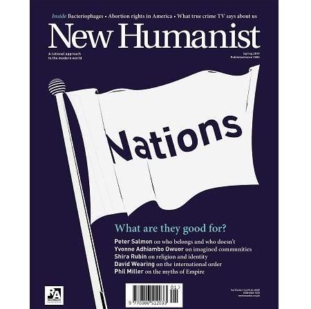 New Humanist Vol. 134 No. 1