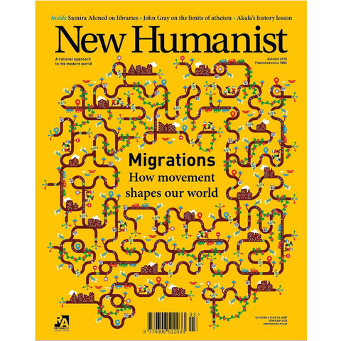 New Humanist Vol. 133 No.3