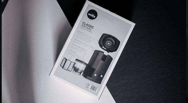 Wilfa Classic Aroma Coffee Grinder