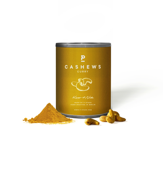 Cashew – Curry – Mini 60g