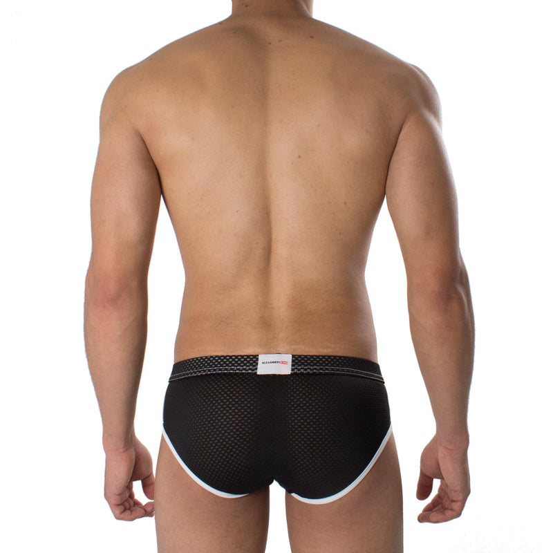 PB0002 - Brief Chroma Negro Unwet