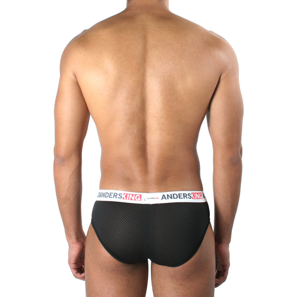 TP0068 - Brief Pure Black
