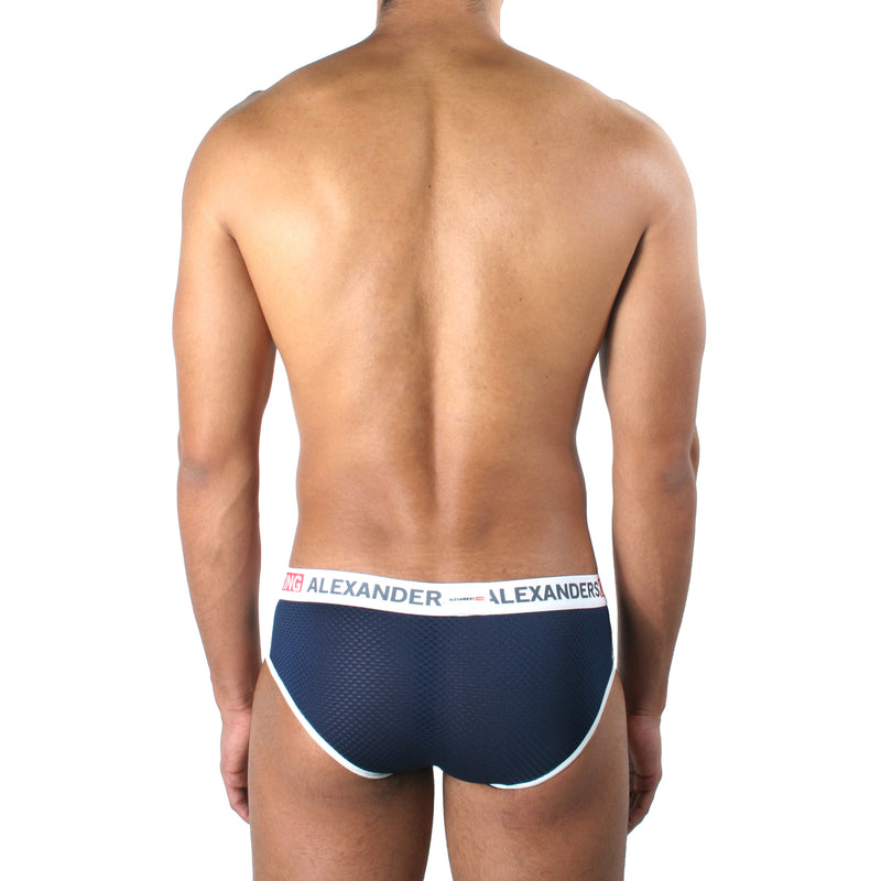 TP0078 - Brief Azul Marino UnWet