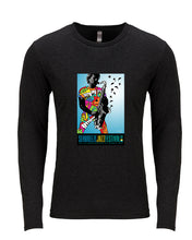 Load image into Gallery viewer, Unisex Long Sleeve Tshirt *NEW* Multiple Colors Available