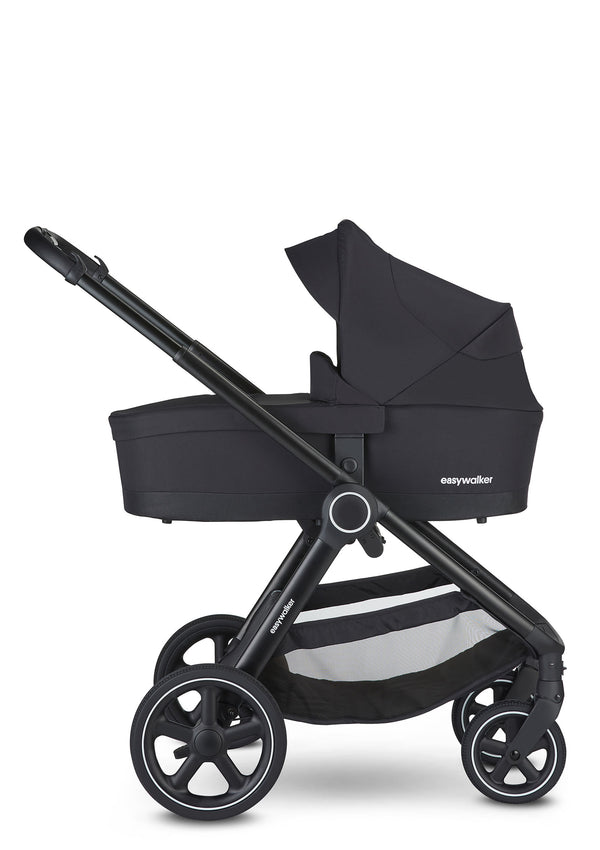 Rudey Kinderwagen-Set Shadow Black