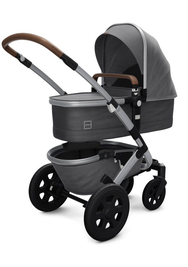 Geo² Kinderwagen-Set Radiant grey