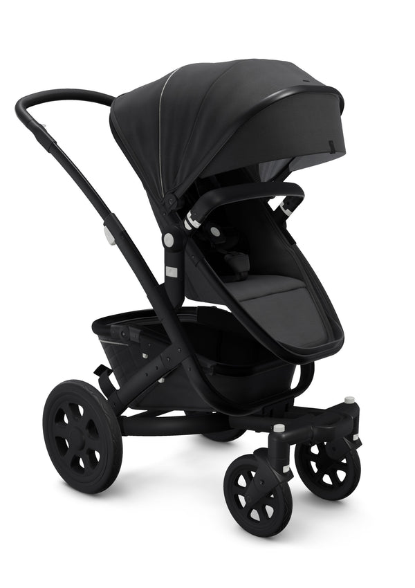 Geo² Kinderwagen-Set Brilliant black