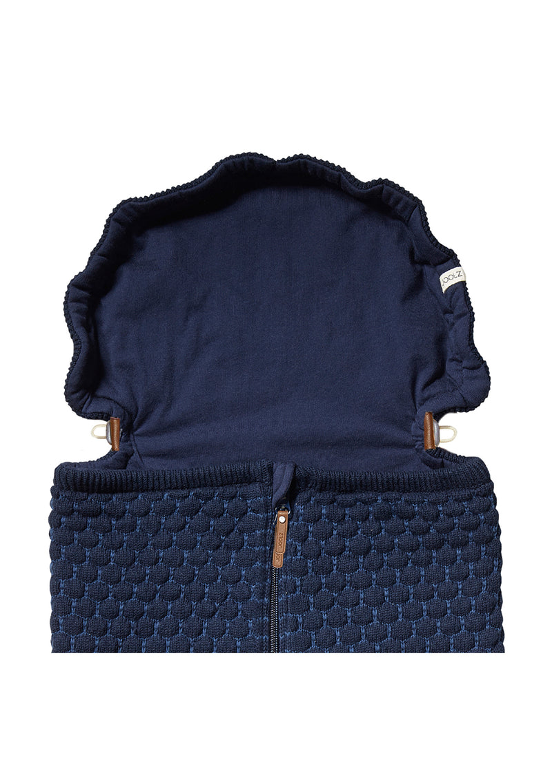 Honeycomb Nest Blau