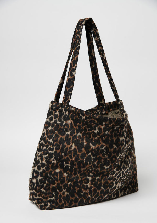 Tasche 'Mom-Bag' Brown jaguar