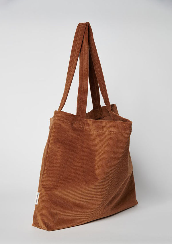 Tasche 'Mom-Bag' Brown-ie rib