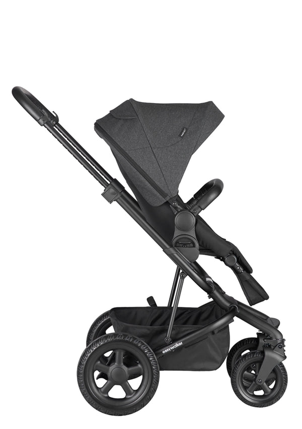 Harvey² All-Terrain Kinderwagen-Set Night Black