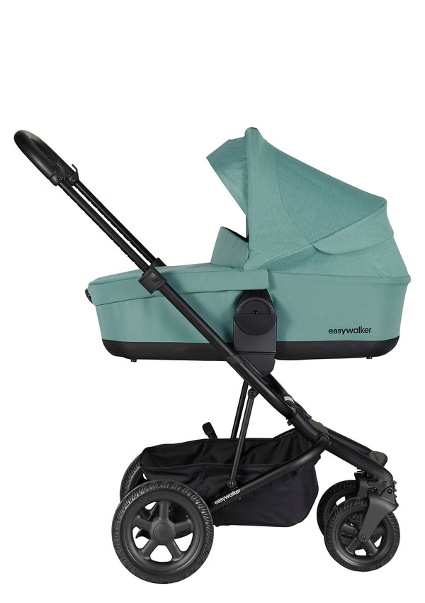 Harvey² All-Terrain Kinderwagen-Set Coral Green