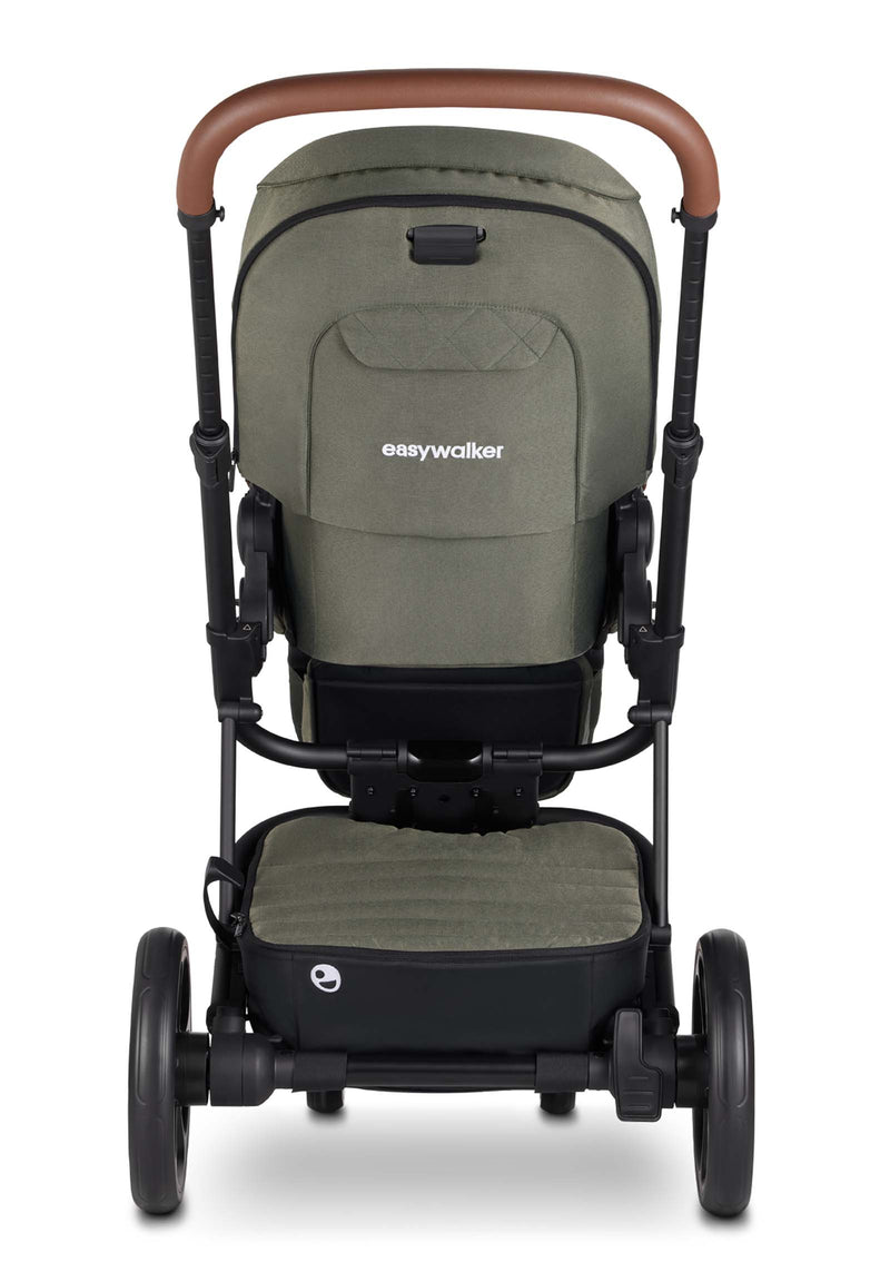 Harvey3 Kinderwagen-Set Premium Emerald Green
