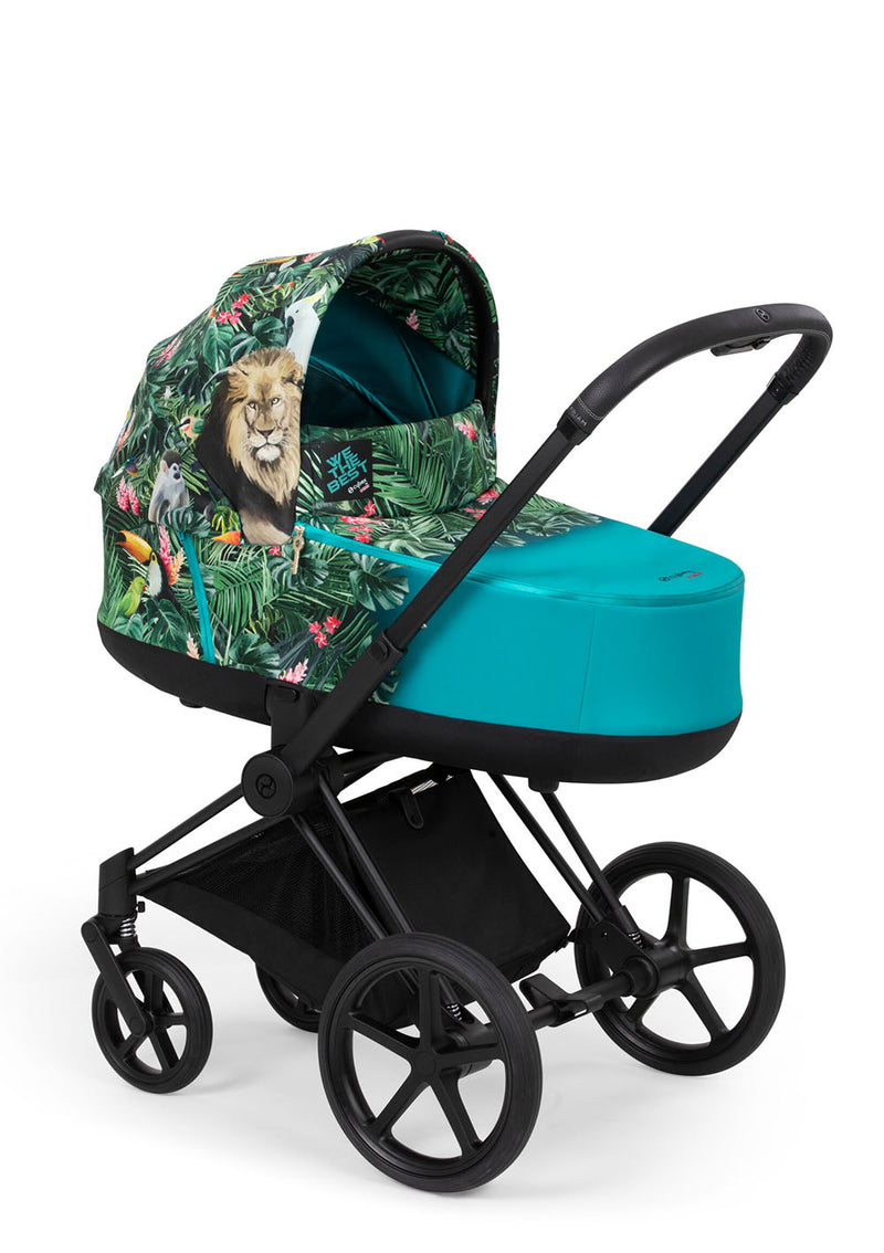 Priam Kinderwagen-Set WE THE BEST blue