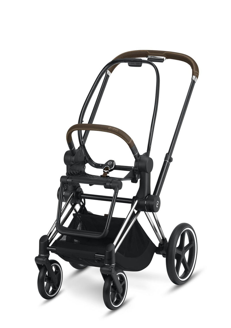 Cybex Priam Rahmen Chrome / Brown