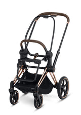 Cybex Priam Rahmen Rosegold / Brown