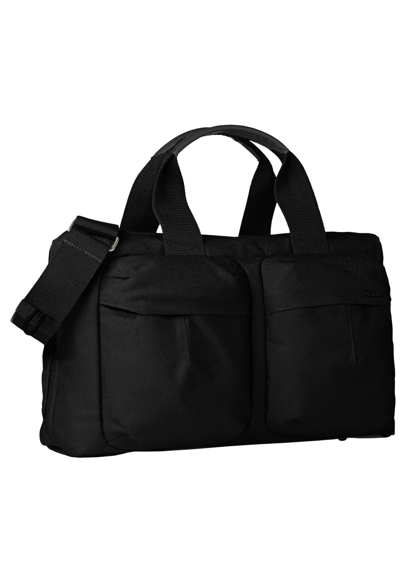 Uni Wickeltasche Brilliant black