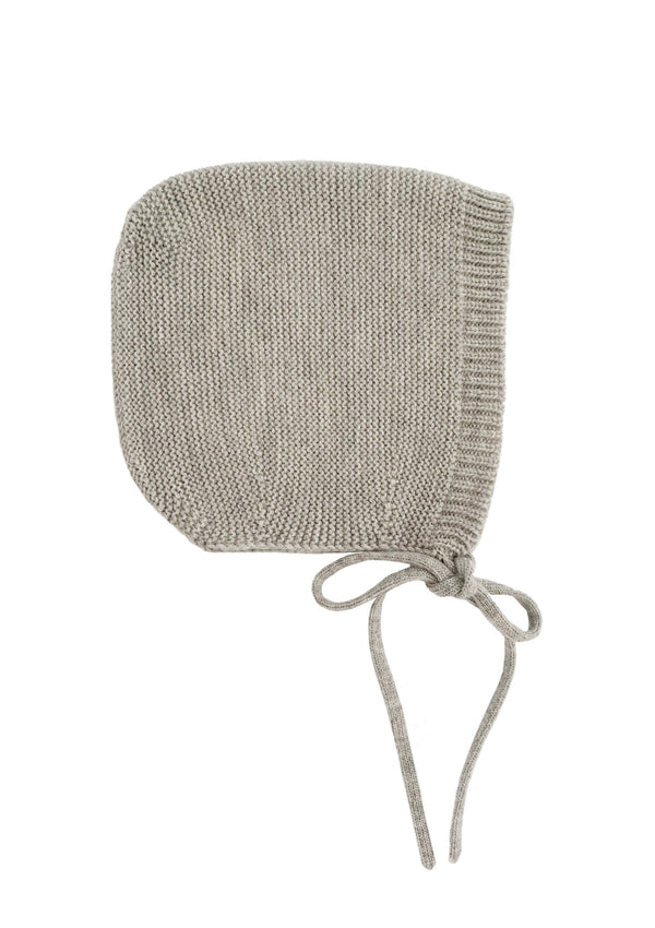 Bonnet Dolly Grey Melange