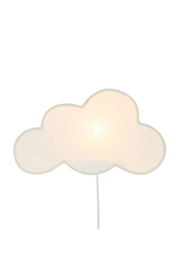 Wolkenlampe Off White