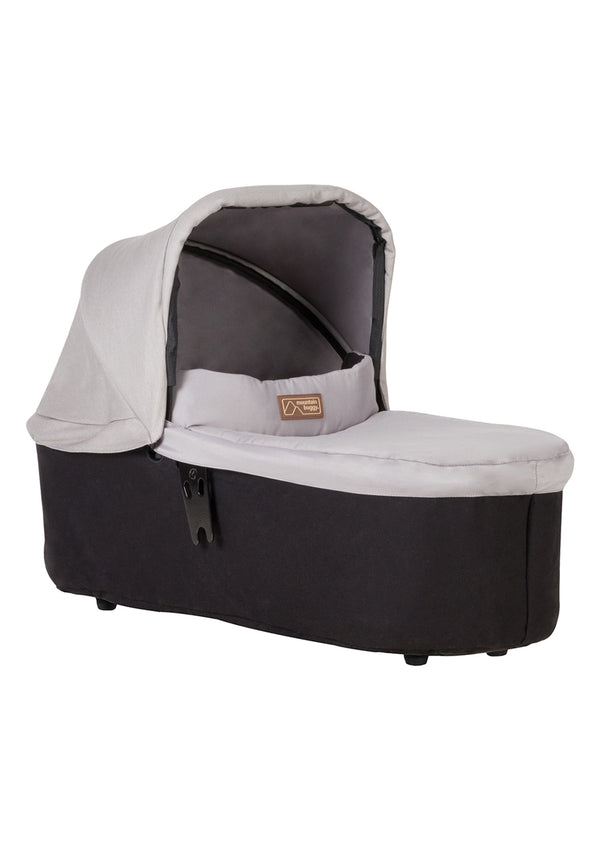 Carrycot Plus für Urban Jungle, Terrain & +One Silver