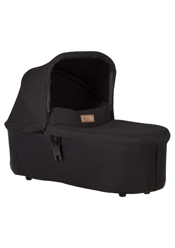 Carrycot Plus für Swift & Mini Black