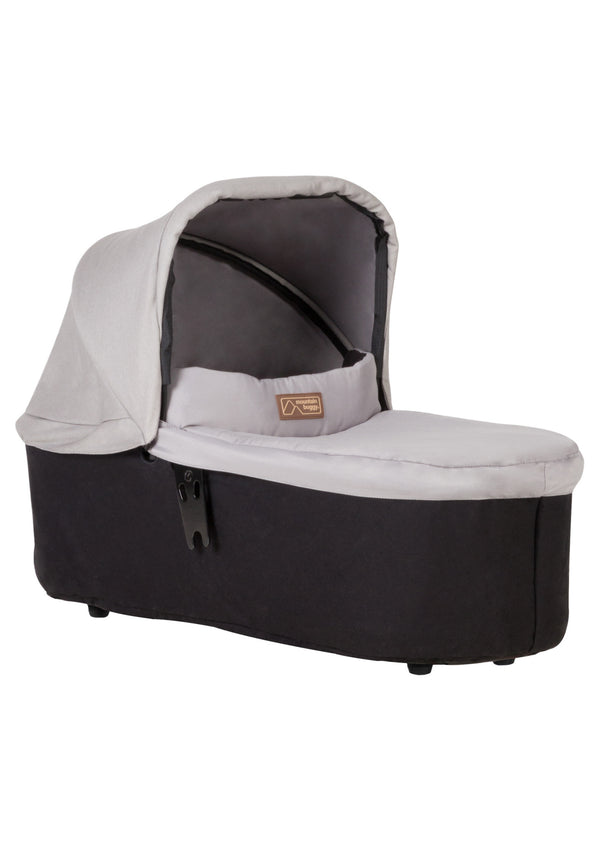 Carrycot Plus für Swift & Mini Silver