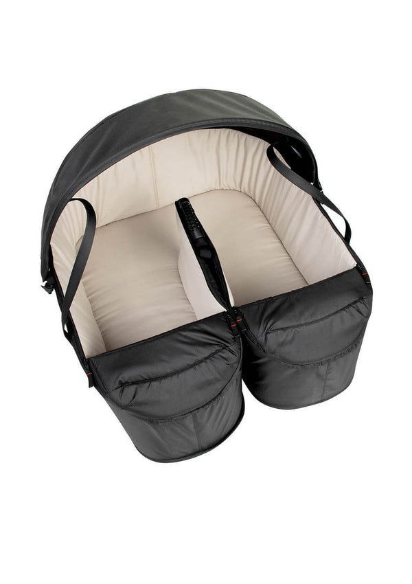 Cocoon for twins Black
