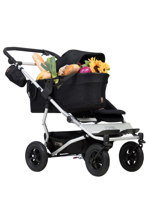 Duet Buggy as a single Black