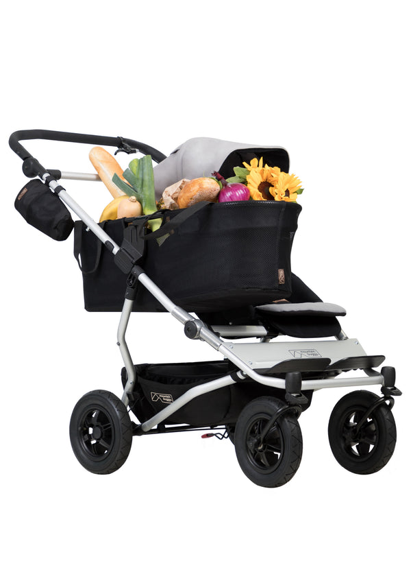 Duet Buggy as a single Silver