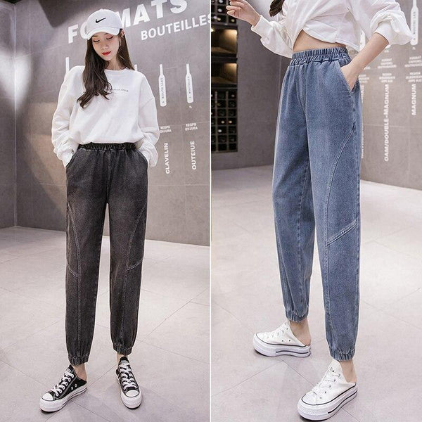 New Fashion Casual Pants - Clothing-women  Betaalbare Kleding dames online Antwerpen