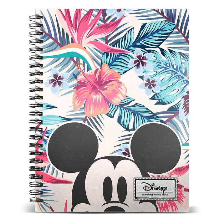 Cuaderno A5 Mickey Disney - Freaks are Coming