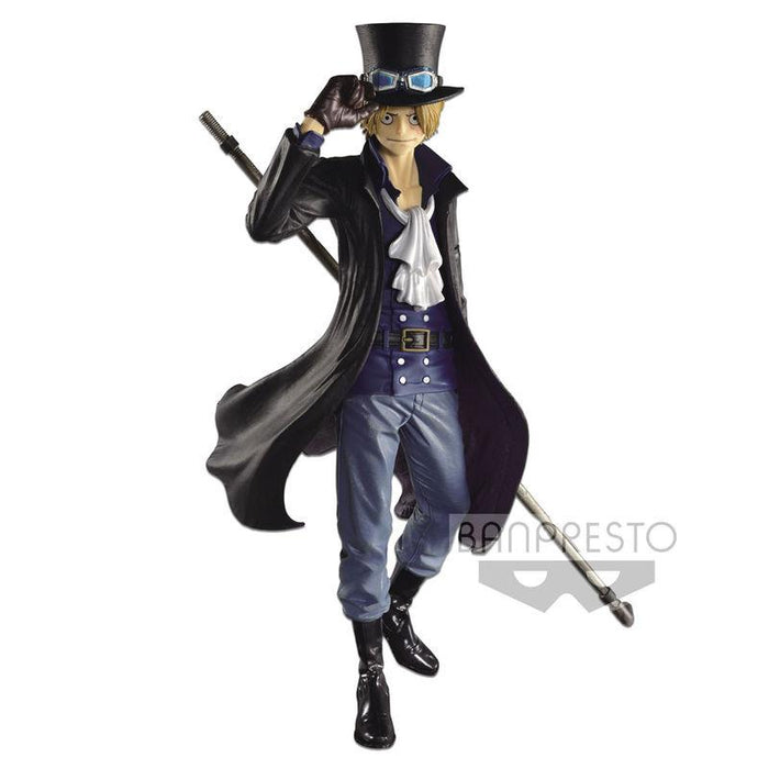 Figura Sabo One Piece 24cm - Freaks are Coming