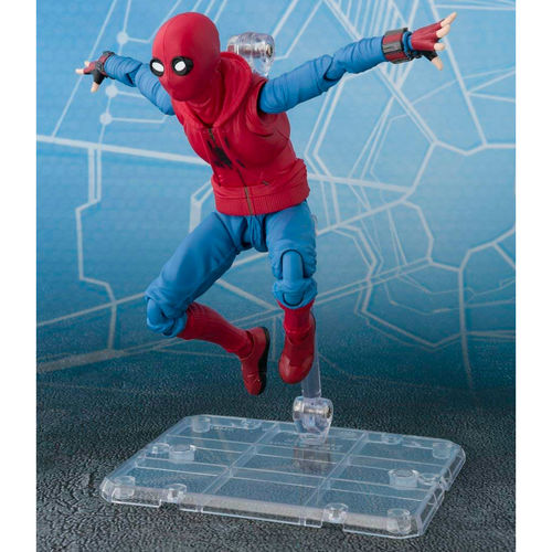 Figura articulada Spiderman Homecoming Marvel 14cm