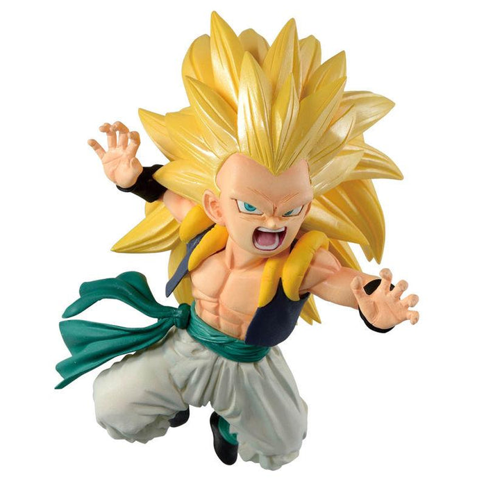 Figura Combate Gotenks Super Saiyan 3 Dragon Ball Z 11cm - Freaks are Coming