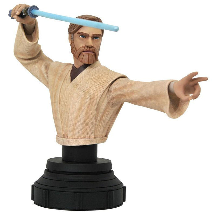 Busto Obi-Wan Star Wars Clone Wars 15cm - Freaks are Coming