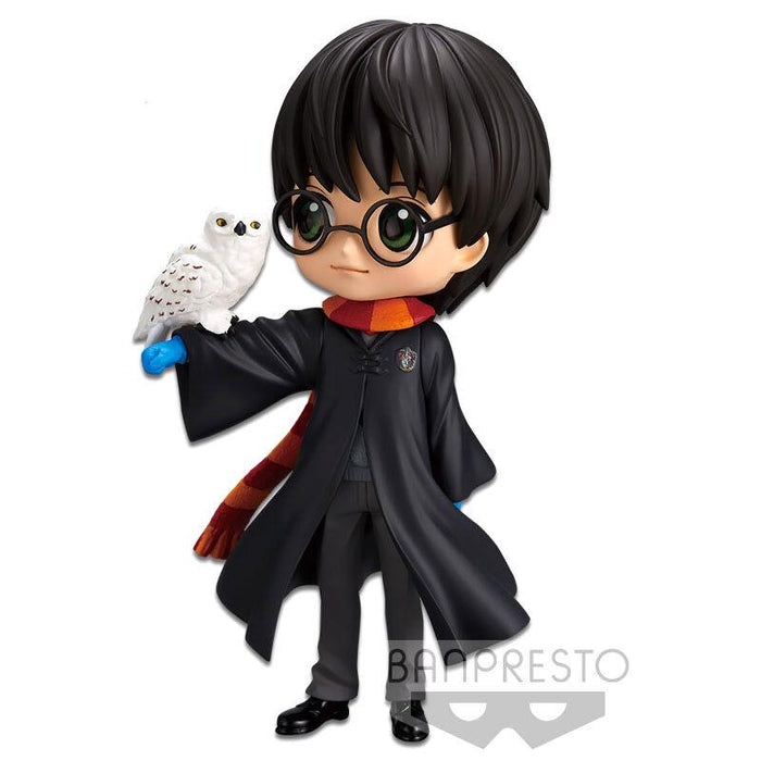 Figura Harry con Hedwig Harry Potter 14cm - Freaks are Coming