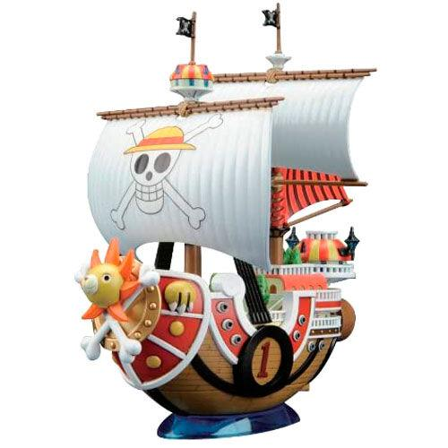 Kit Montaje Barco Thousand Sunny One Piece 15cm - Freaks are Coming