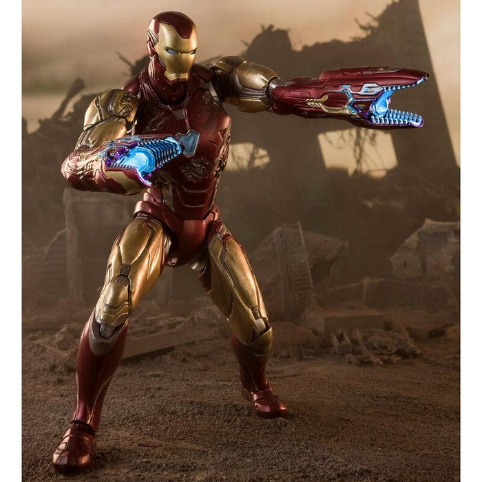 Figura Iron Man Mk-85 Vengadores Avengers Marvel 16cm - Freaks are Coming