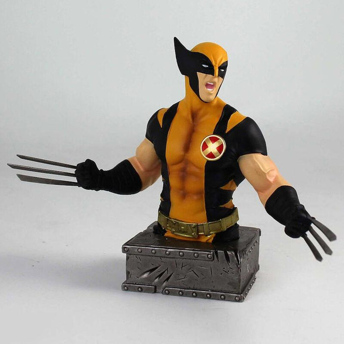 Busto Resina Wolverine X-Men Marvel 15cm - Freaks are Coming
