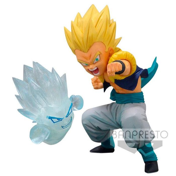 Figura Combate Gotenks Super Saiyan Dragon Ball Z 11cm - Freaks are Coming