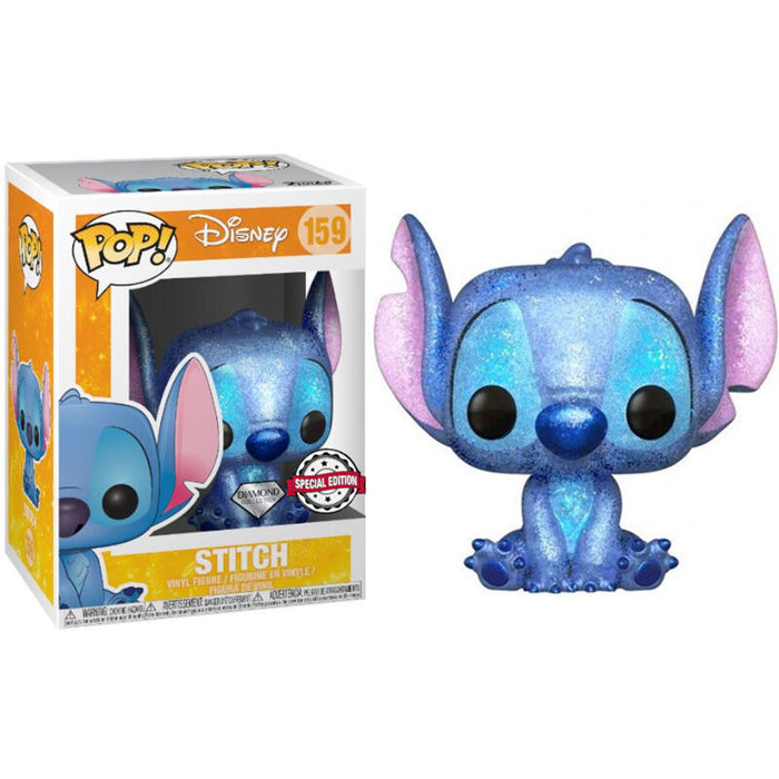 Figura POP Disney Stitch Exclusiva - Freaks are Coming