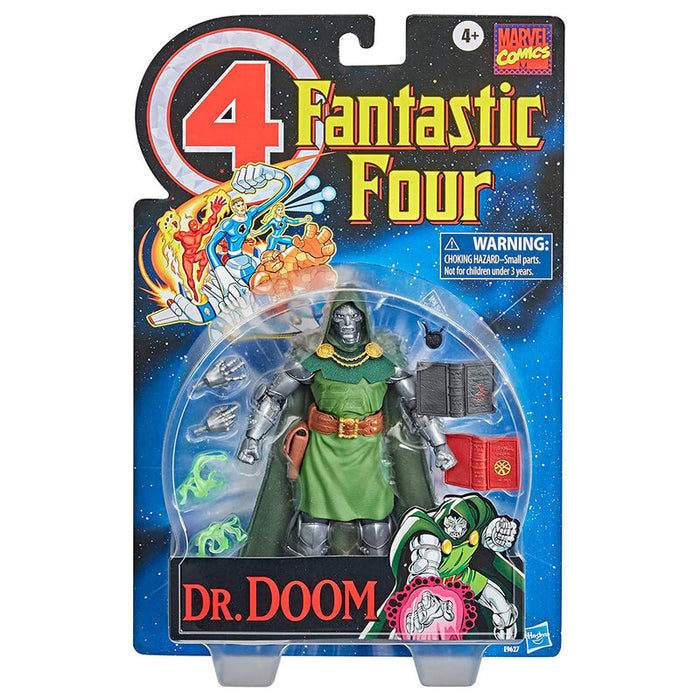 Figura Dr. Doom Los 4 Fantasticos Marvel 15cm - Freaks are Coming