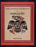 Pacific Northwest Coast Native Art in Marquetry