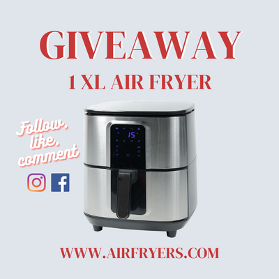 AirFryers.com's First Giveaway